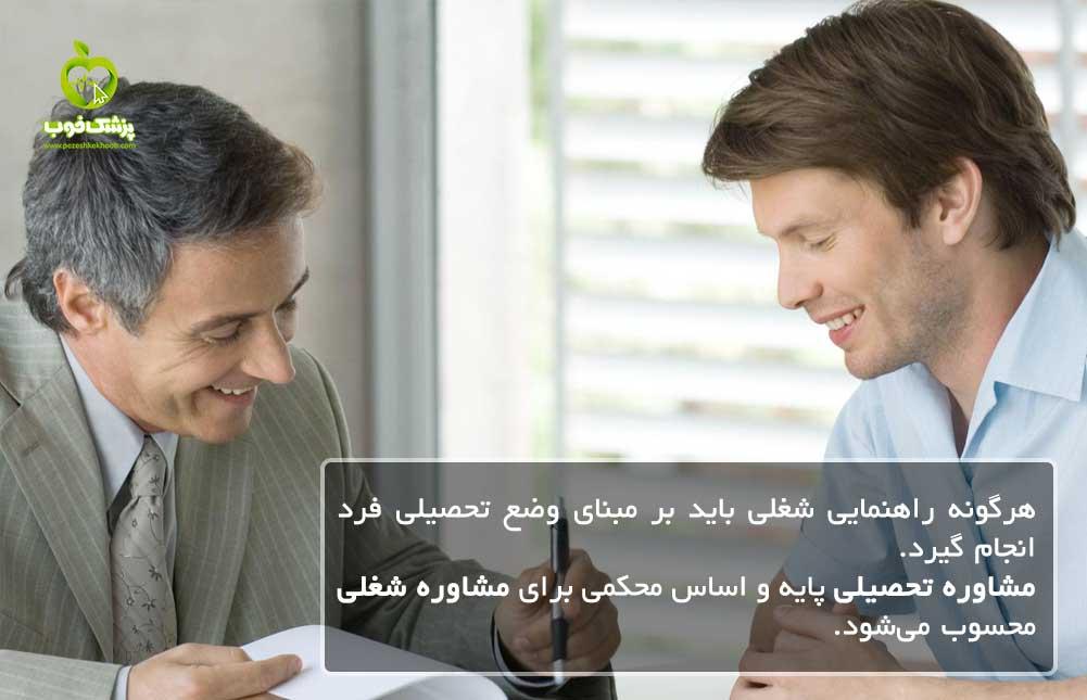 رابطه مشاوره شغلی و تحصیلی