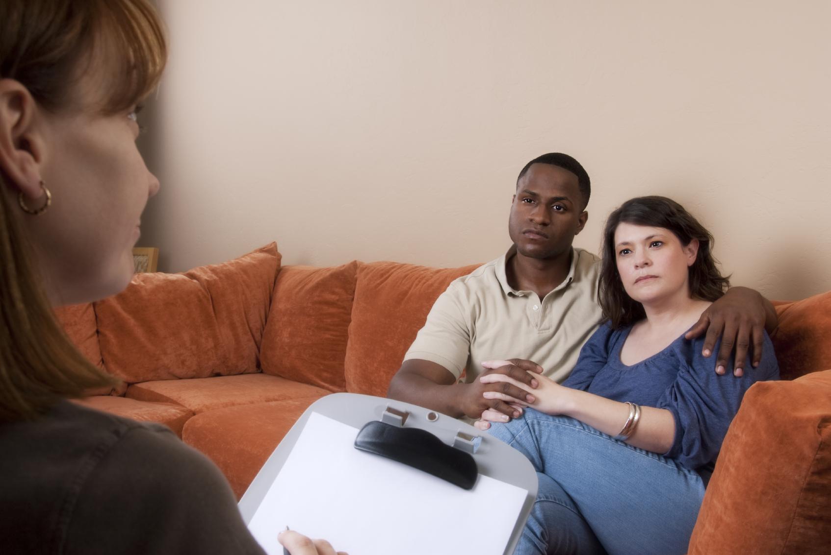 زوج درمانی شناختی رفتاری