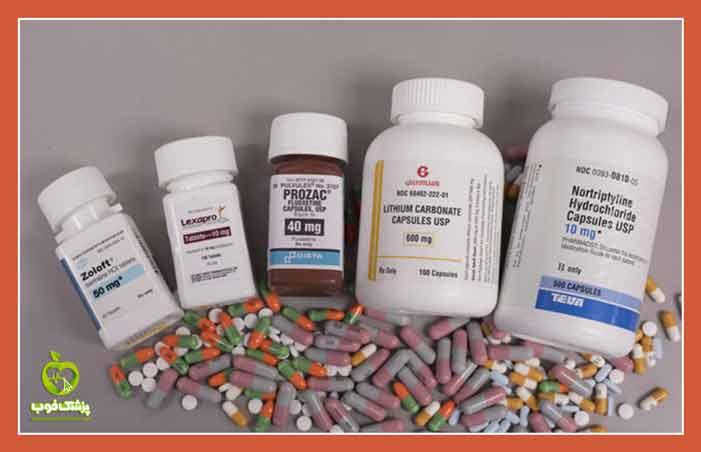 انواع داروهای ضد افسردگی چیست؟