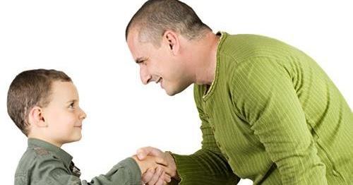 رفتار محترمانه با کودکان