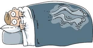 مشکلات حرکتی خواب