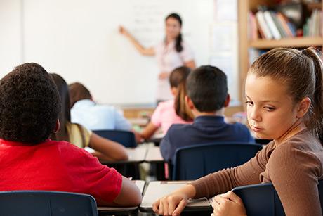 بیش فعالی کودکان در مدرسه