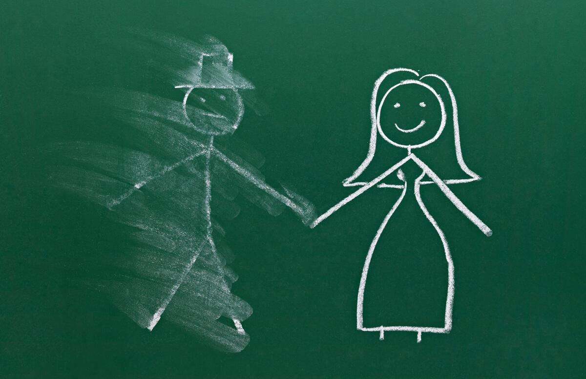 دعواهای بین زن و شوهر