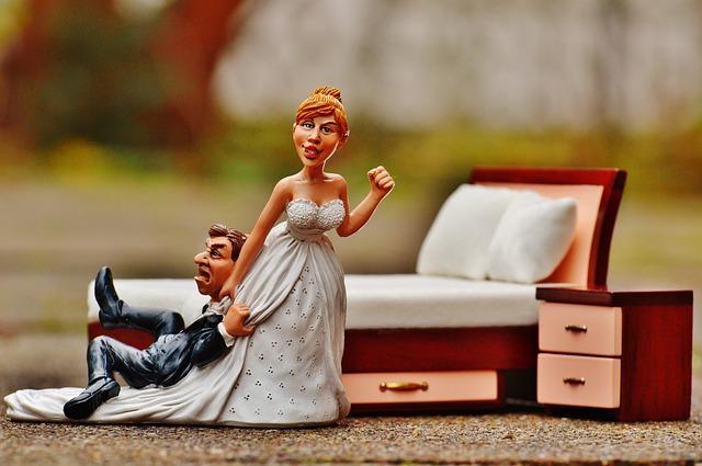 باور نادرست همسر بی عیب و نقص