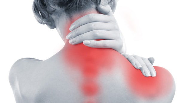 انواع اختلال درد