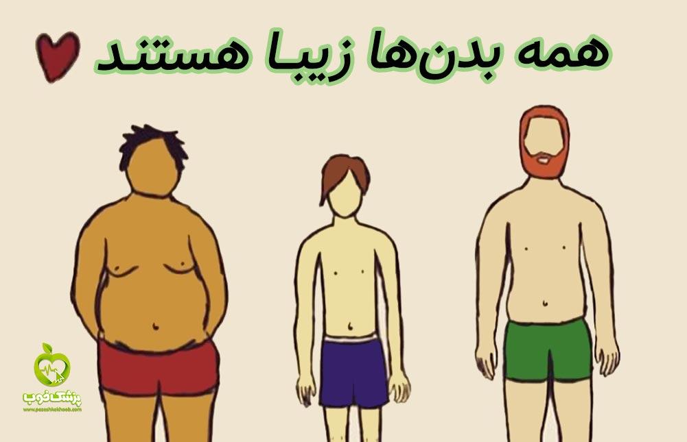اختلال بدشکل انگاری بدن