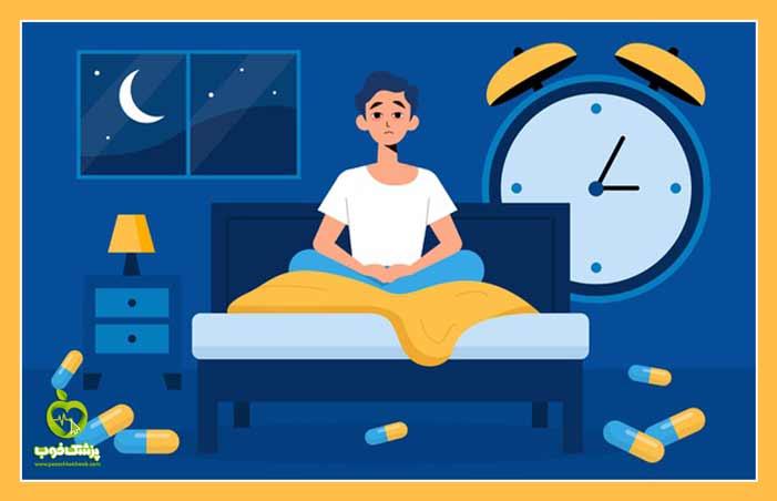 بی خوابی یا خواب زیاد و افسردگی با هم ارتباط دارند.